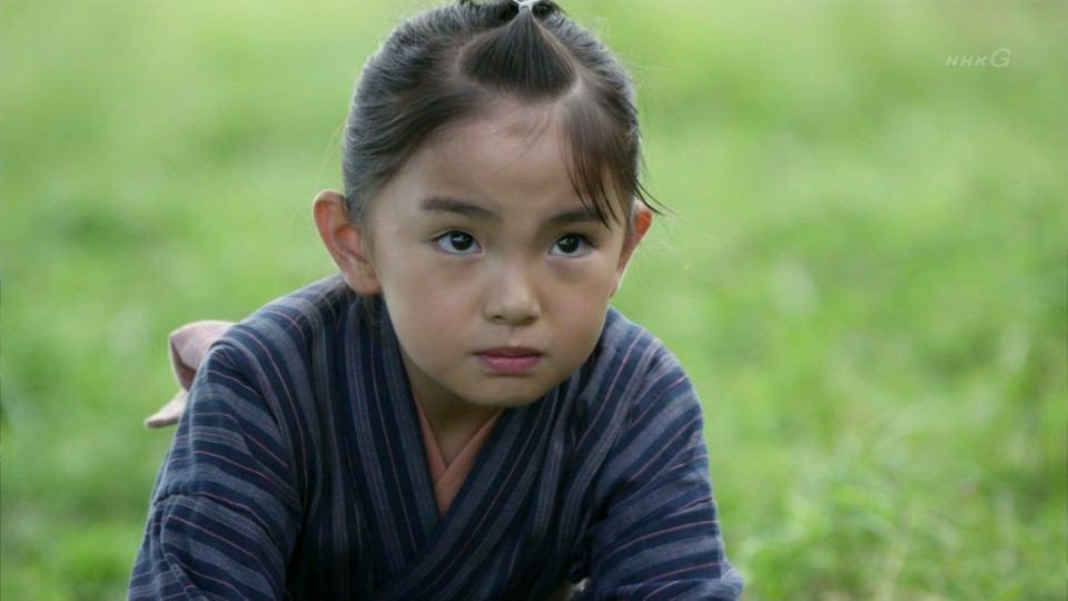 綾瀬はるか、NHK大河ドラマ「八重の桜」第1話を観ました